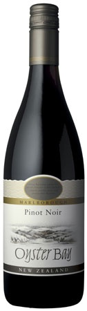 Oyster Bay 2010 Marlborough Pinot Noir - Red Wine