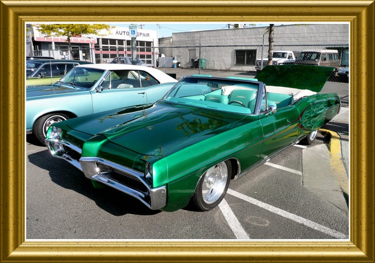 1967 Pontiac Bonneville Quite Possibly One Of The