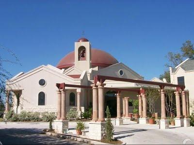 The Maronite Church in Austin, Texas