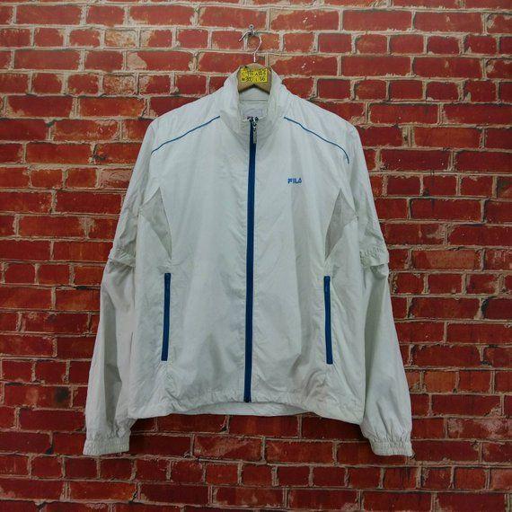 Fila sportswear, Windbreaker jacket