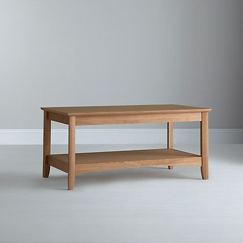 Buy John Lewis Alba Coffee Table Online at johnlewis.com
