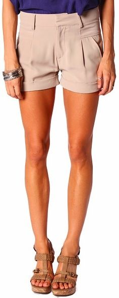 We heart: Dressy shorts you can wear practically anywhere