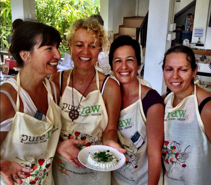 Rawfood Chef Certification and Detox Retreat April 8th-19th, 2015