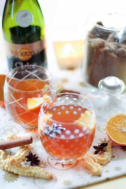 """Un """"Flo"""" de bonnes choses » Cidre chaud aux épices pour le réveillon de Noël !"""