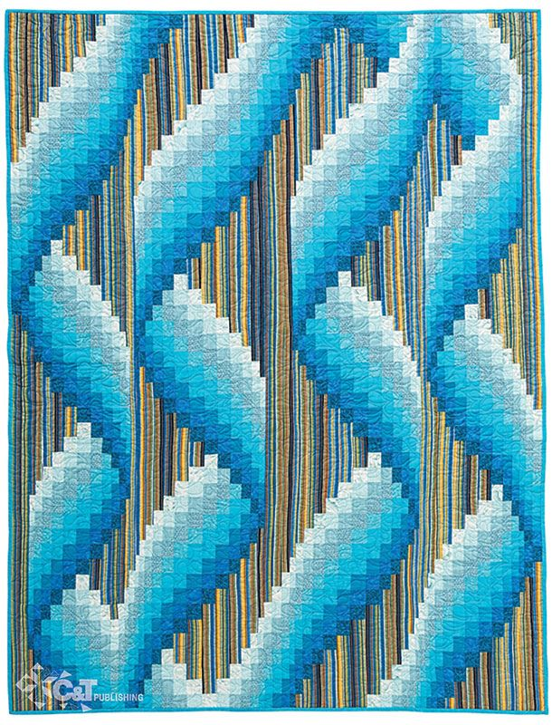 Bargello—Quilts in Motion