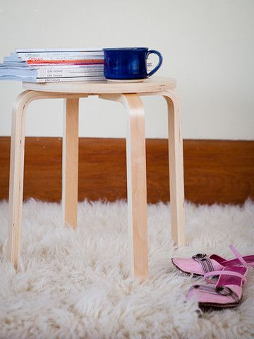 Adult Wooden Stool