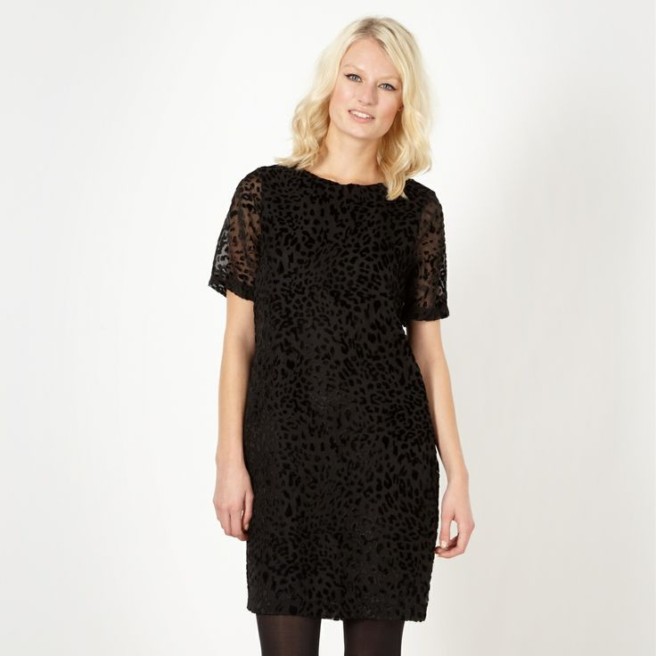 Tradition this christmas with a simple black dress christmas dress