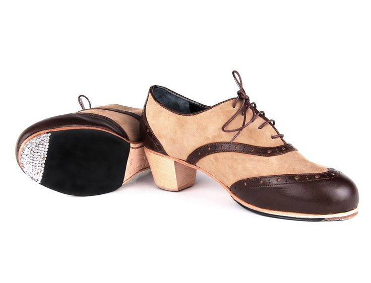 Chapín #Buleria #Flamenco #shoes for men by ArteFyL. #Professional handmade to measure #danceshoes. Customize and order online