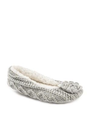 Knit Pump Slippers | Woolworths.co.za