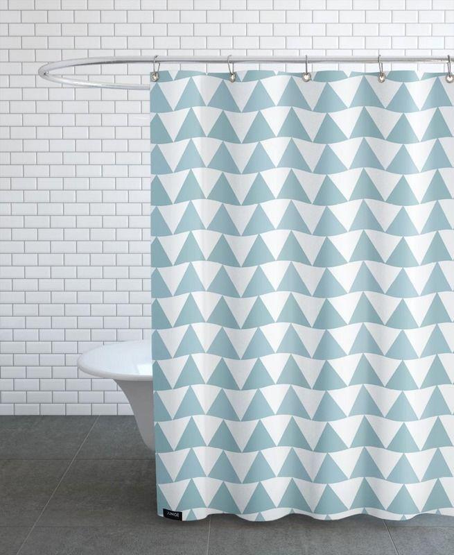 17 meilleures id es propos de rideaux de douche sur - Rideaux salle de bain ...