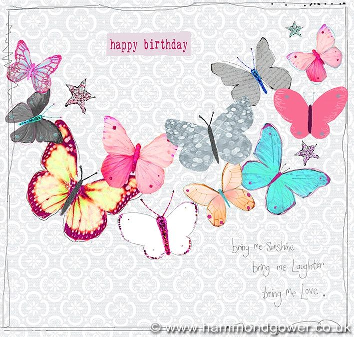 106 best cumple images on Pinterest   Cards, Birthday wishes and ...