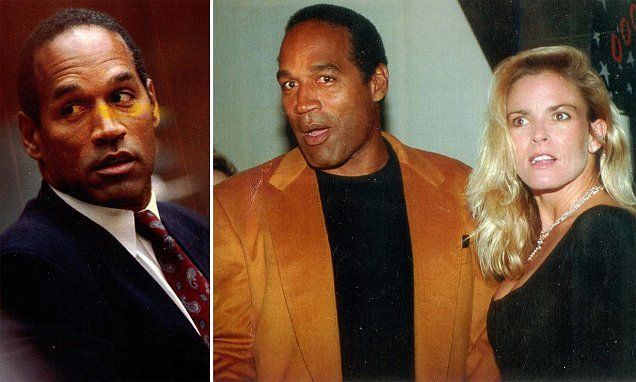 The startling footage shows OJ Simpson facing awkward questions during his civil trial in 1996 that he avoided during his criminal trial by refusing to testify.