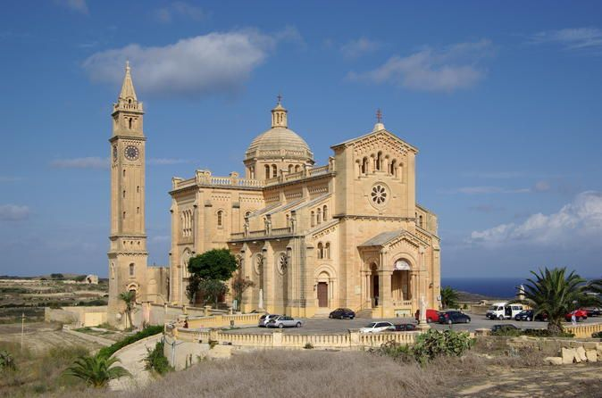 Gozo and Comino Full Day Cruise Tour See Gozo and Comino in one day in this exciting cruise tour that includes a stop in the Blue Lagoon and a coach tour of Gozo passing by its most picturesque villages. You will spend a minimum of 2 hours exploring Gozo and 1 hour in CominoThe return transfer from your accommodation in the Island of Malta to the cruise terminal in Sliema is also included for your convenience.In the morning you will board on your vessel and leave Sliema Creek....