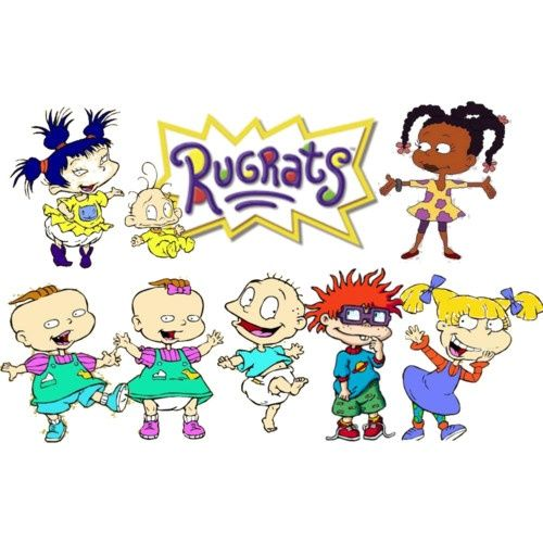 Baby Tv Rug: The 51 Best Rugrats Party 90's Cartoons Images On