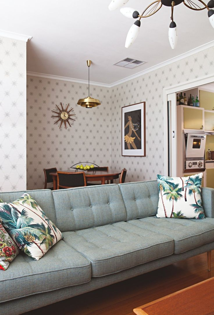 332 best images about 60s mid century living rooms on Pinterest