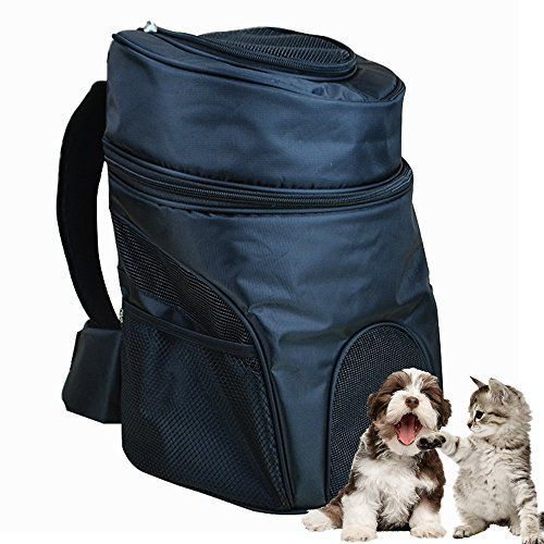 Aoxsen Big Pet Backpack Double Shoulder Bag Dog Cat Pet Carrier Portable Front Back Airline Travel Approved Carriers Puppy Cage Breathable Mesh Window Backbag for Traveling Camping Review https://dogcarseat.review/aoxsen-big-pet-backpack-double-shoulder-b