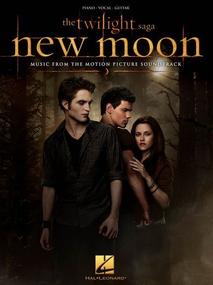 The Twilight Saga: New Moon - Music from the Motion Picture Soundtrack - Piano, Vocal & Guitar. £14.95