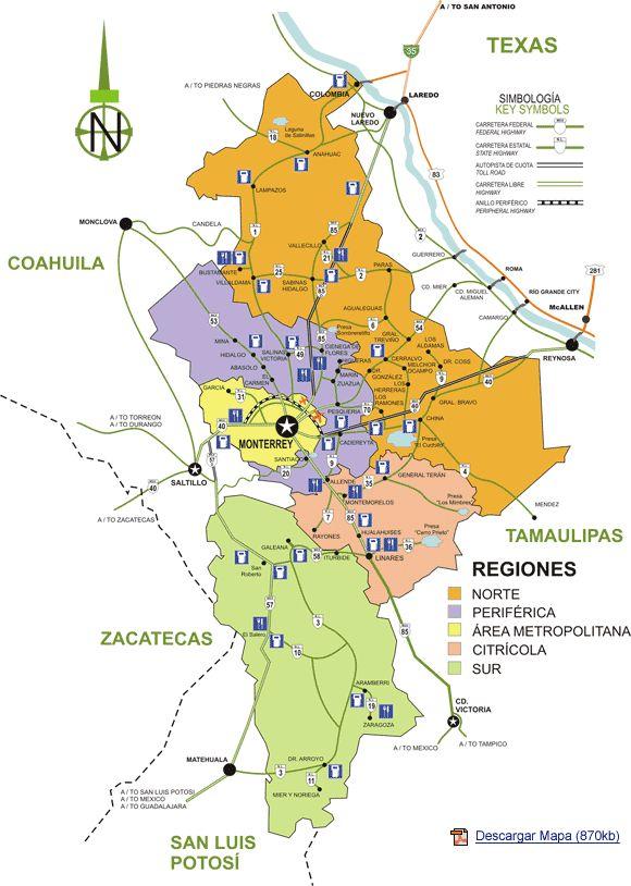 Nuevo Leon Mexico | Gobierno del Estado de Nuevo León, México