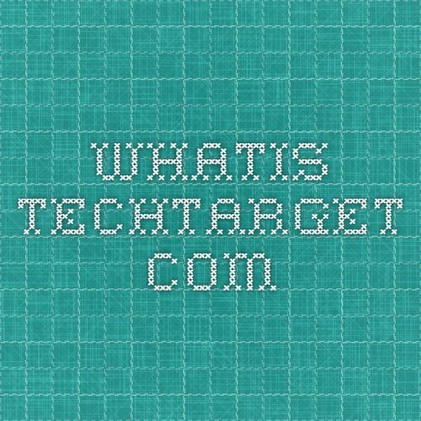 whatis.techtarget.com