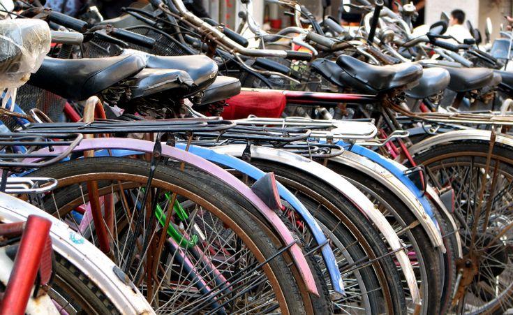 Como reciclar bicicleta?