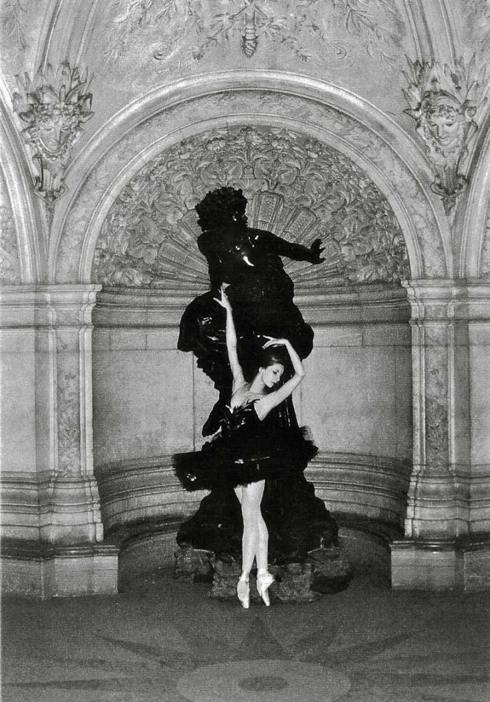 Odile du Lac des cygnes au Palais Garnier