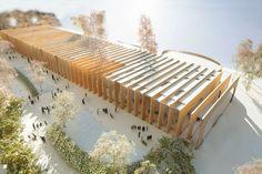 Nido d'Infanzia by Mario Cucinella Architects.Реджо Эмилия,Итали   14 фотографий