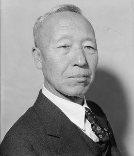 Syngman Rhee, South Korea's first president.  From http://xenohistorian.faithweb.com/neasia/