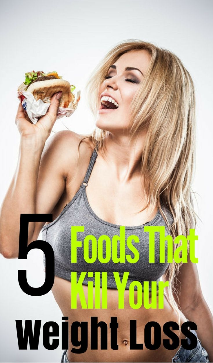 """5 """"Diet Foods"""" Guaranteed to Sabotage Your Weight Loss #Diet #weightloss #athomeweightloss #food"""