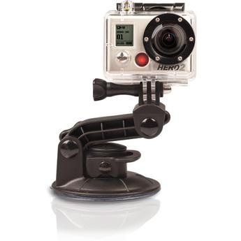 GoPro HD HERO2 Outdoor Edition With FREE LEXAR 16GB SD CARD (UNIQUE KIT)