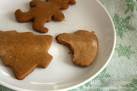 Soft Gingerbread cookies Would double the ginger and 1.5 x the cloves, but tasty and they are soft.