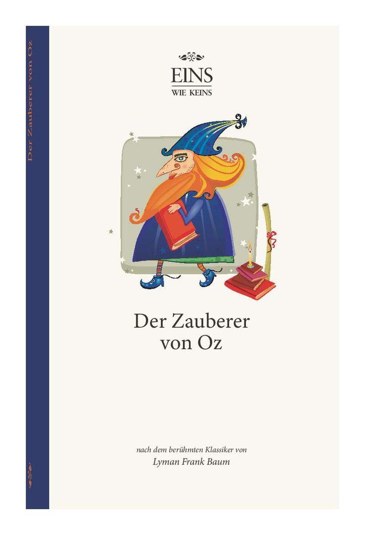 """Der Zauberer von Oz Für junge und """"alte"""" Heldinnen mit viel Fantasie und Mut: Das originelle Geschenk zum Geburtstag, Weihnachten, oder einfach nur so …  6 Hauptrollen (1 weiblich, 5 männlich) und  10 Nebenrollen (5 männlich, 5 weiblich) personalisierbar ca. 170 Seiten  Märchen-Klassiker von Lyman Frank Baum #einswiekeins #geschenkideen"""