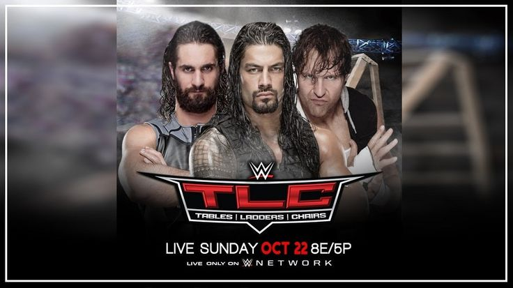 TLC: Tables, Ladders & Chairs (2017) is an upcoming professional wrestling pay-per-view (PPV) event and WWE Network event, produced by WWE for the Raw brand. It will take place on October 22, 2017 at Target Center in Minneapolis, Minnesota. It will be the ninth event under the TLC: Tables, Ladders & Chairs chronology....