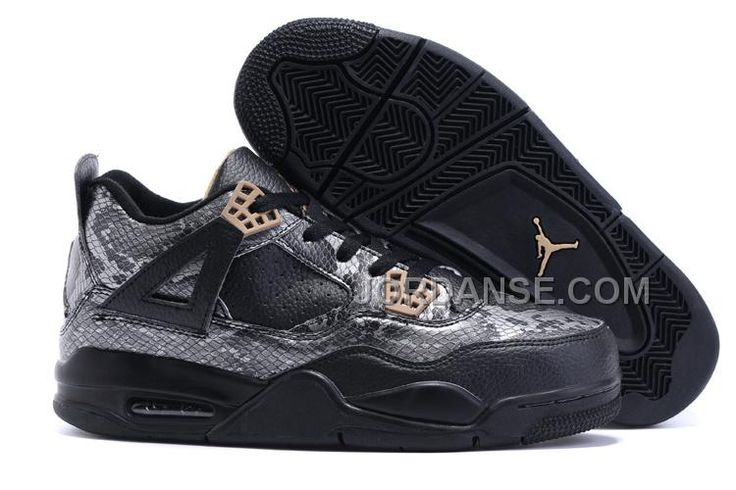 "https://www.jordanse.com/2016-air-jordan-4-iv-black-snake-cheap-sale-new-arrival.html 2016 AIR JORDAN 4 (IV) ""BLACK SNAKE"" CHEAP SALE NEW ARRIVAL Only 98.00€ , Free Shipping!"