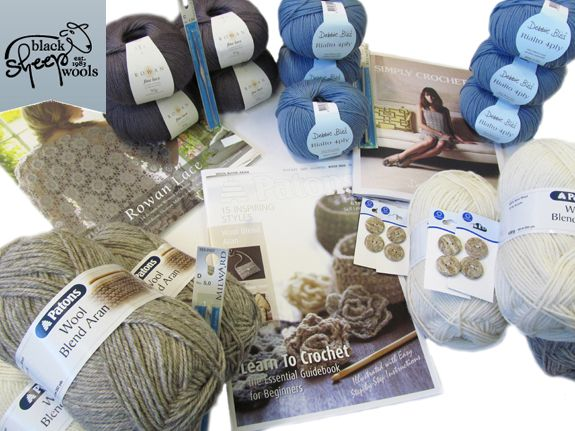 Love yarn crafts!