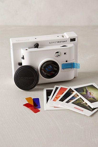 Instant Camera #anthroregistry