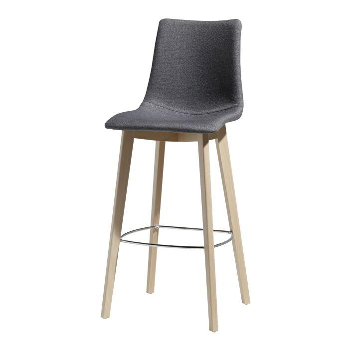 NATURAL ZEBRA POP stool - SCAB Design