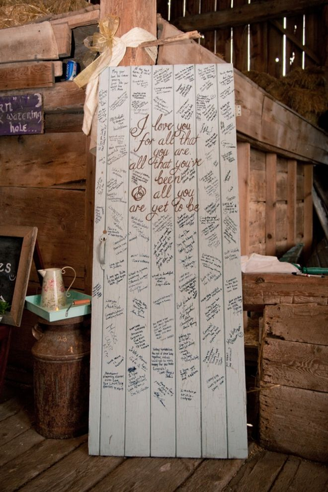 This is my favourite detail from @countrybuff and Chris's wedding! Such a sweet, handmade rustic barn wedding! Thanks for the feature @sturquoiseblog!