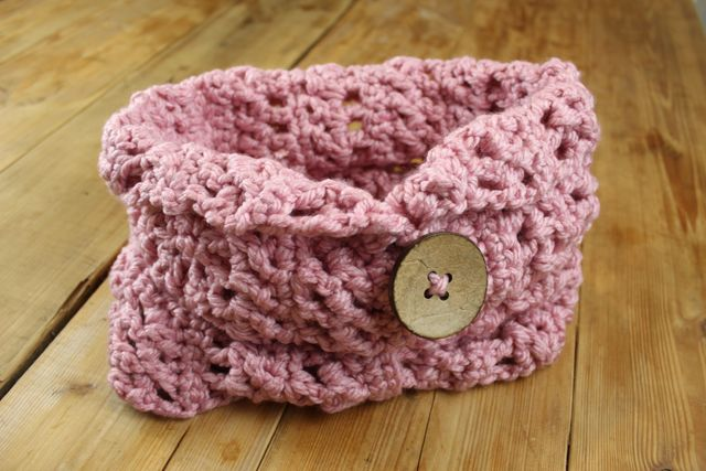 Leuke roze colsjaal voor vrouwen