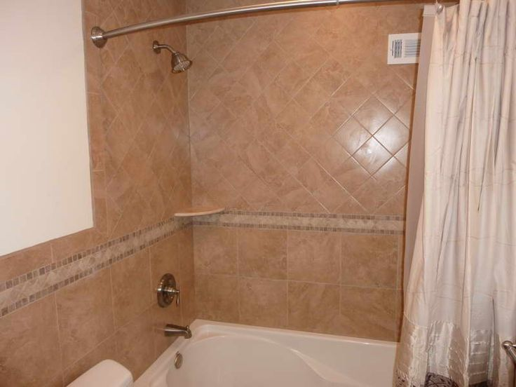 ceramic tile patterns for showers bathtub design with curtains - Bathroom Tile Layout Designs