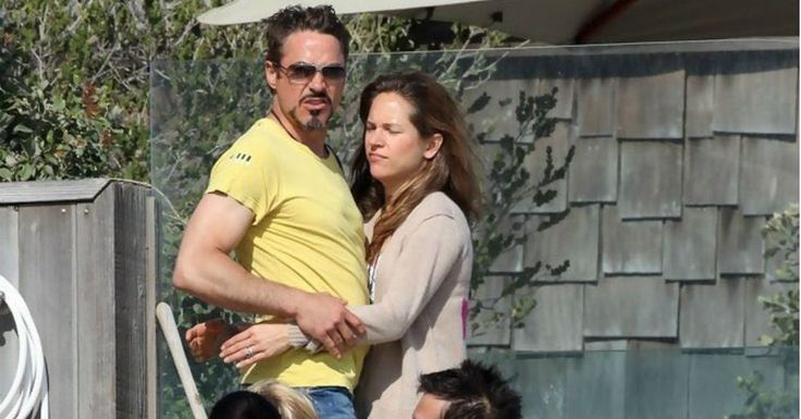 Let's talk about Robert Downey Jr's weird dog for a moment