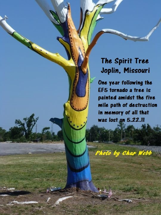The Spirit Tree - Joplin, MO. | Favorite Places & Spaces ...