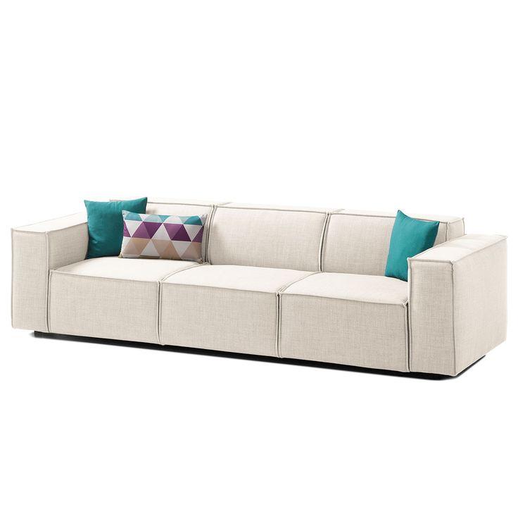 Sofa Kinx 3 Sitzer Webstoff