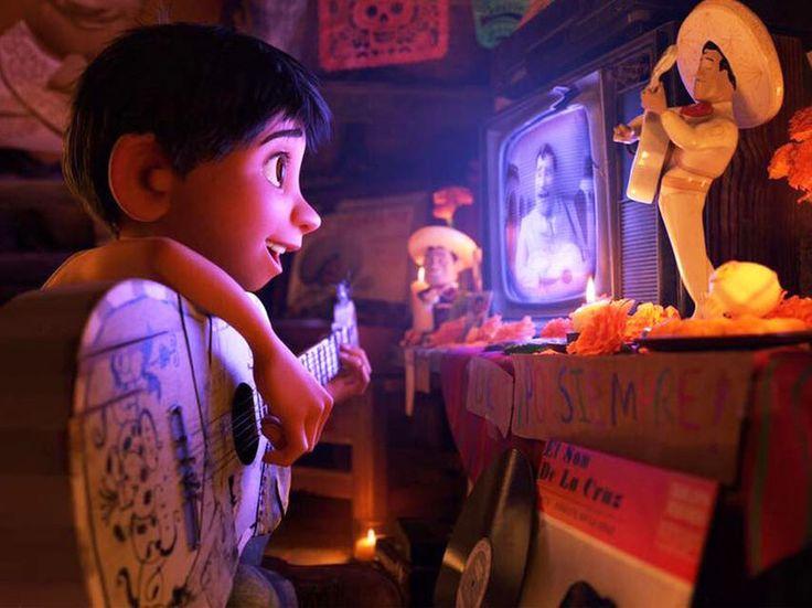 Coco: la primera película de Pixar para la era Trump