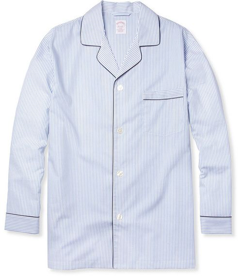 Pyjama homme bleu Brooks Brothers