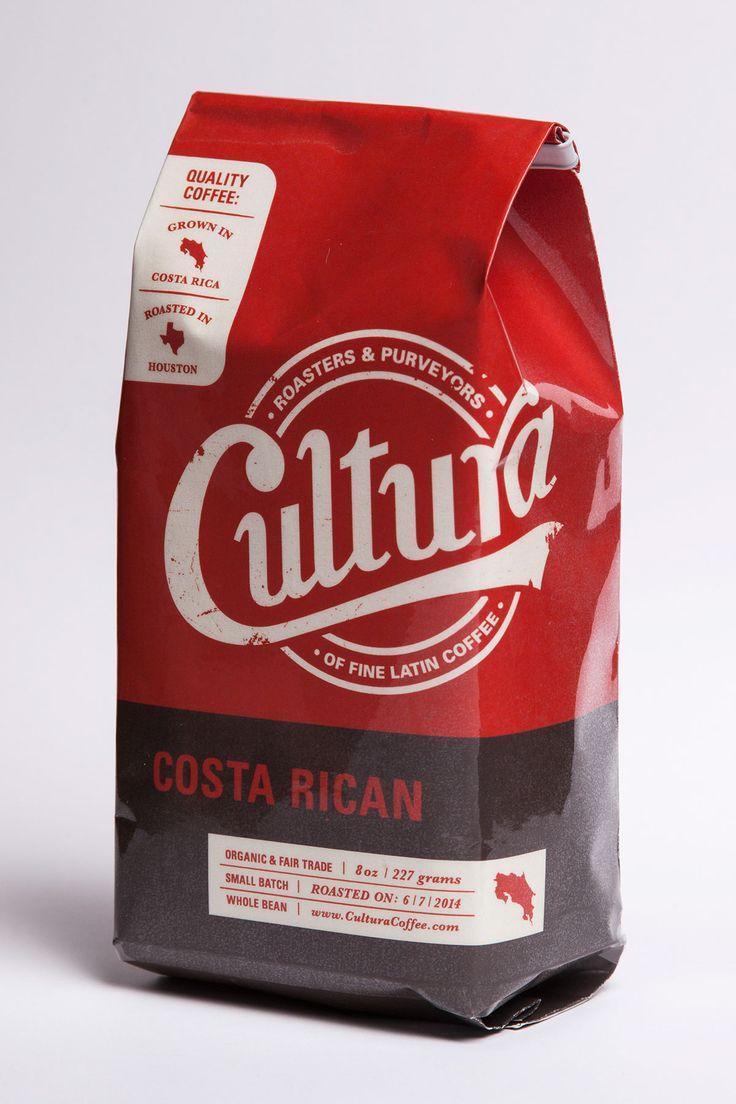 Cultura Coffee Roasters on Behance