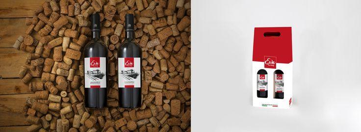 #Packaging #Portabottiglie #EtichetteAlimentari per Ewa Cafè #Vino #Avellino #Italy