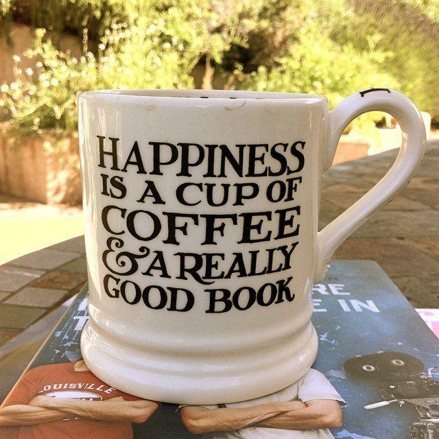 Fancy - Happiness Coffee Mug