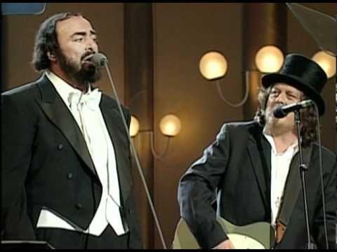 Zucchero @ Pavarotti Va Pensiero - Pavarotti Zucchero Cambodian Tibetan Children Choir - YouTube