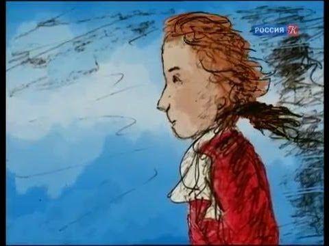 Сказки старого пианино: Моцарт (2009) - YouTube