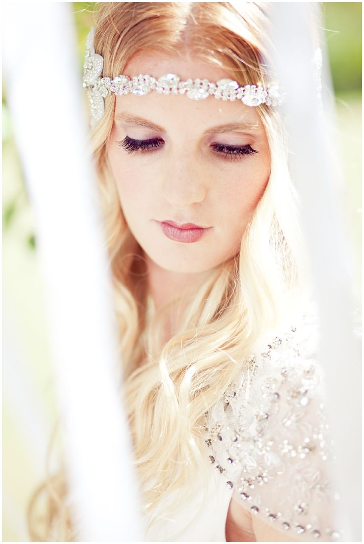 Wedding hair and makeup | Jenny Packham | Elbie van Eeden make up | Tigerlily Wedding styling | Miss Bush Bridal